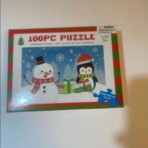 100 Piece Christmas Puzzle